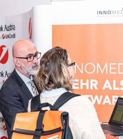 CompuGroup Medical, HCS und INNOMED bei den Praxisgründungstagen 2020